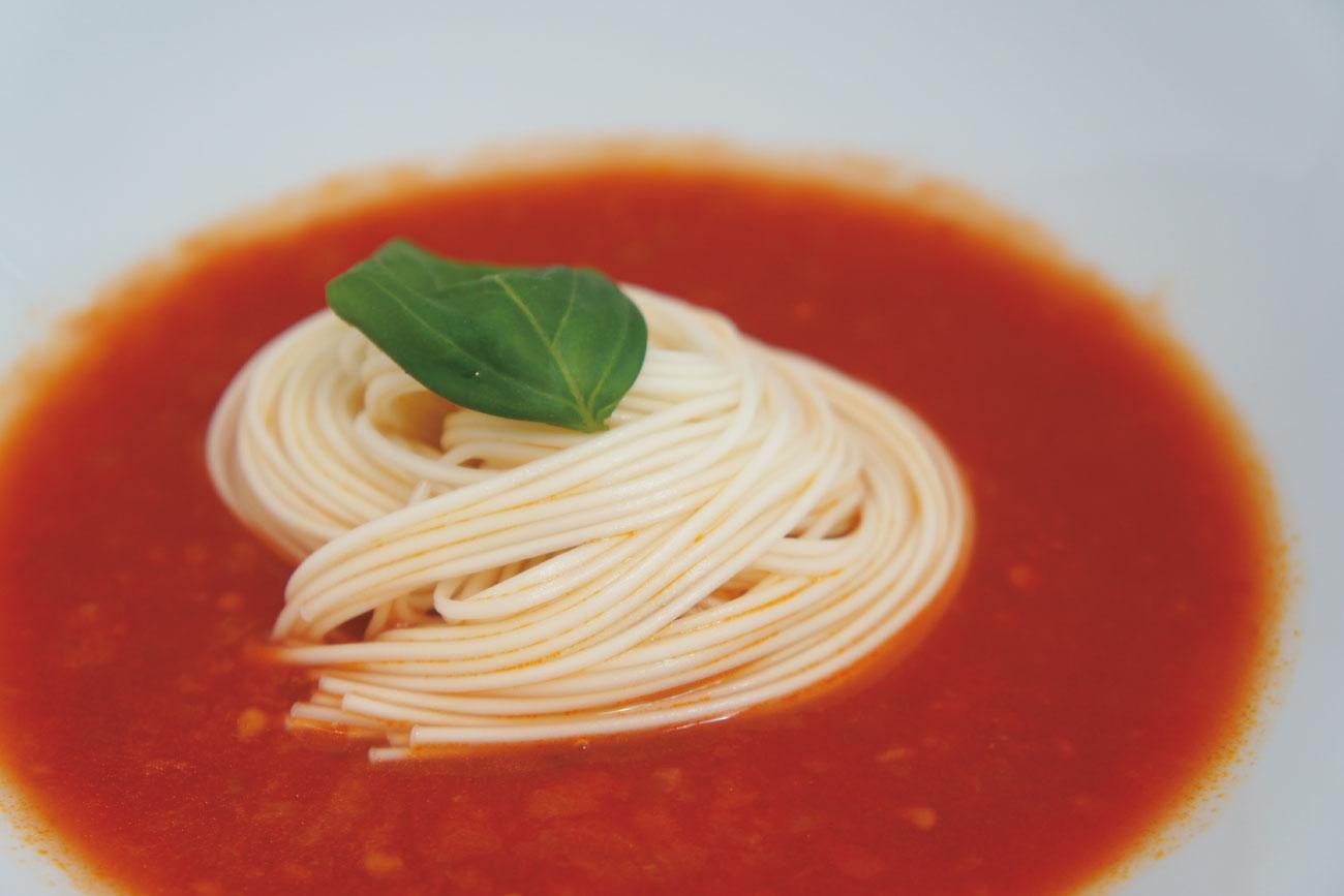 イタリアン素麺